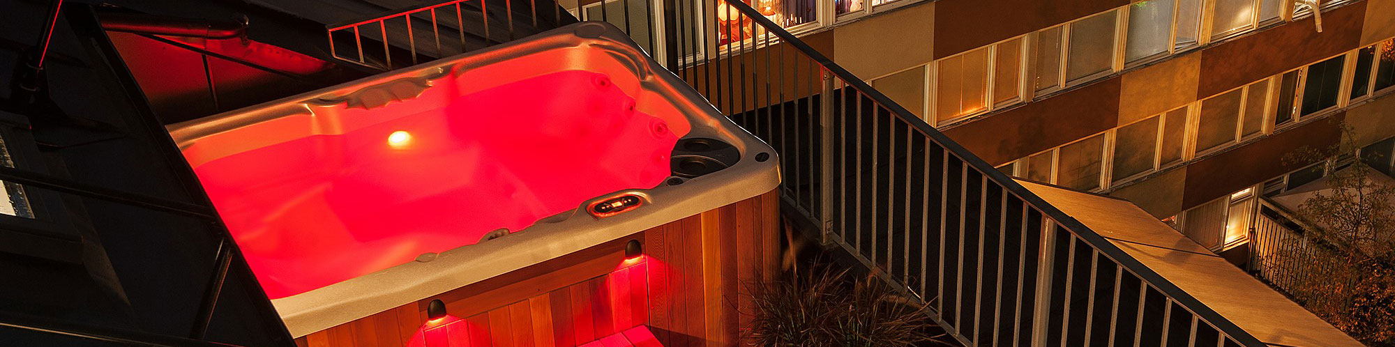 Hydropool Serenity 4000 Balcony Hot Tub