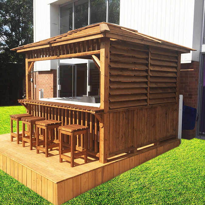 Our range of hot tub enclosures & gazebos to complete your ...