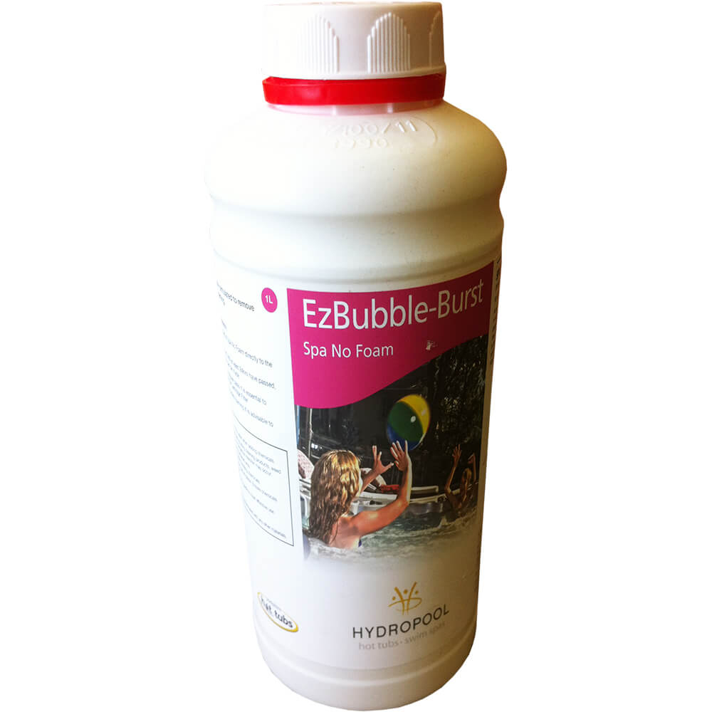 EzBubble Burst 1litre No Foam