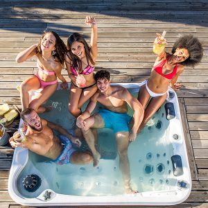 hot tub myths